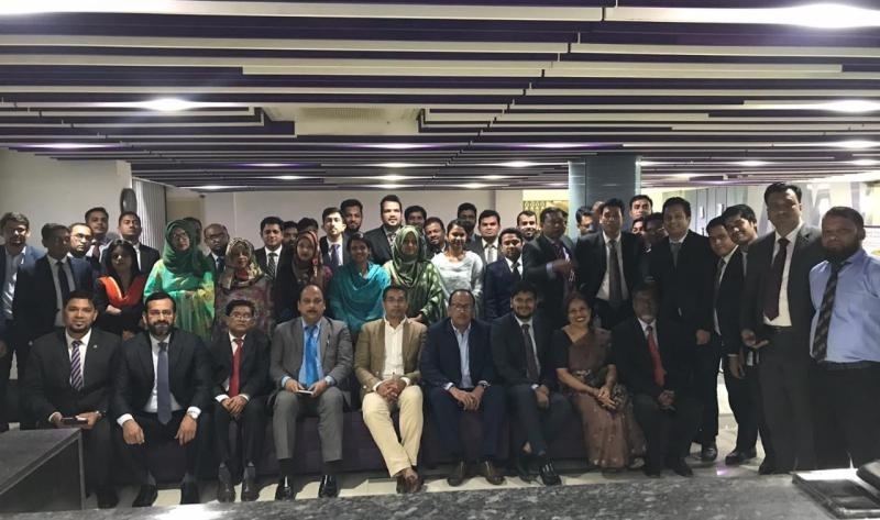 MD & CEO's meet with Chittagong Region